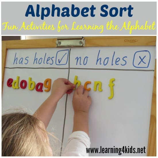 ABC Activities for Kids