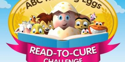 ABC Reading Eggs Read to Cure Challenge