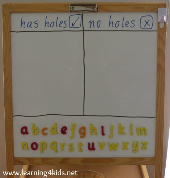 Alphabet Activities for Kids, Toddlers and preschoolers