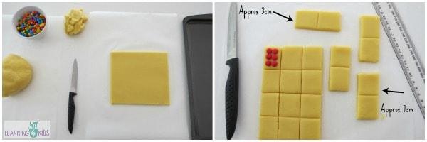 How to make Dominoes Cookies