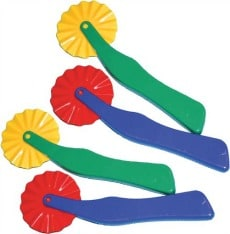 Play Dough Wheels