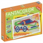 FantaColor Portable Pegs 300 Pieces