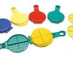 Play Dough Waffle Iron Pack of 6