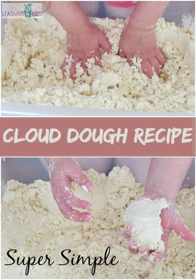 Homemade Clough Dough Recipe