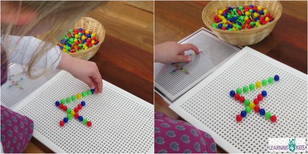Number Activity for preschoolers