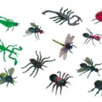 Insect Figurines Set 12