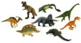 Mojo Dinosaur Set of 8