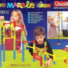 Quercetti Super Marble Run 106 Pieces
