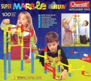 Quercetti Super Marble Run 106 Pieces