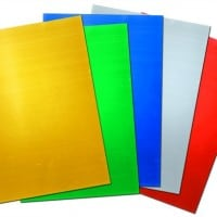 Glossy Christmas Paper 100 Sheets