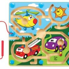 Hape Mighty Motors Magnetic Marble Maze