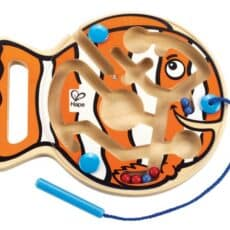 Hape Go-Fish-Go Magnetic Marble Maze