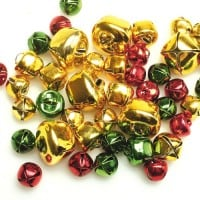 Folly Bells Christmas Assorted Pack of 150