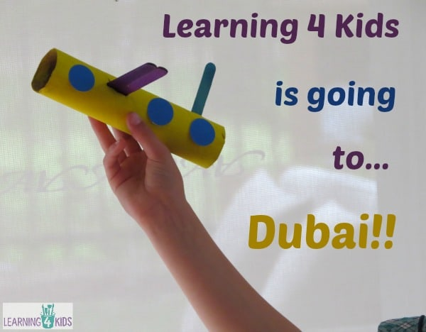 Learning 4 Kids and Dubai