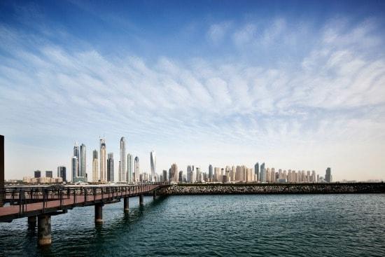 Marine Landscape - Dubai