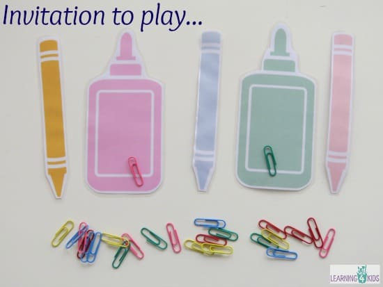 Busy Bag Activity Ideas for Kids and Toddlers