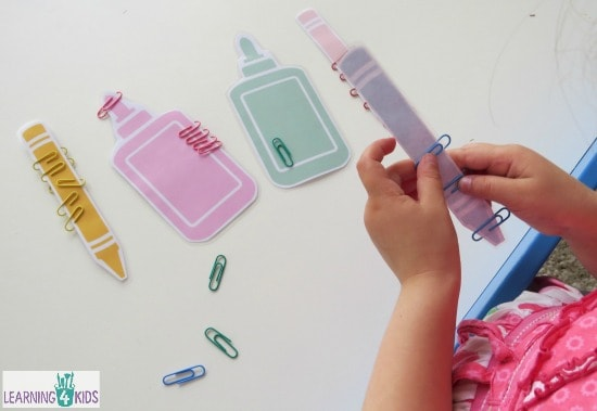 Simple Busy Bag Ideas for Kids and Toddlers