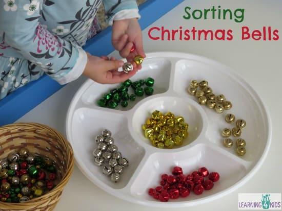 Sorting Christmas Bells