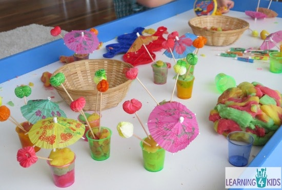 List Of Play Dough Activities Learning 4 Kids