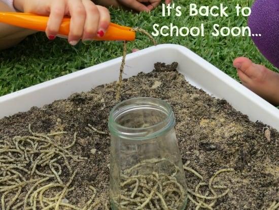 Worm Activities for Kids