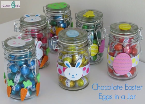 Simple easter gift ideas learning 4 kids negle Image collections