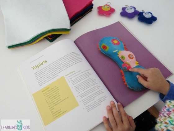 Sew Together Gro Together - our next sewing project
