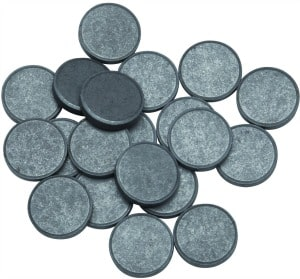 1.5cm Round Magnets Pack of 20