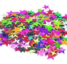 Star Sequins 50g
