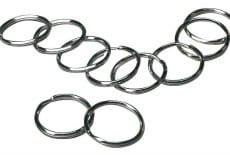 Split Rings Pack of 10