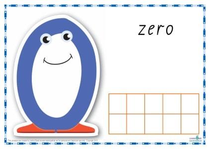 Number Play Dough Mats Cursive Print Learning 4 Kids