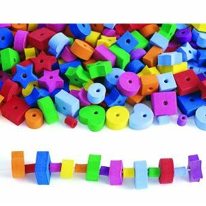 Colorations® Jumbo FunShapes Foam Beads Pack of 500