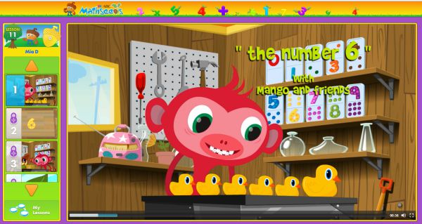 ABC Mathseeds Online Learning Program