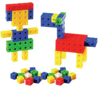 Linking Cubes Set of 500