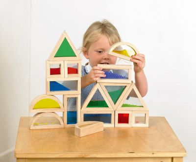 Sensory Blocks Set of 16