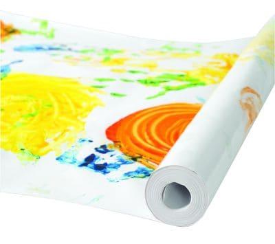 finger paint paper roll 30m learning 4 kids