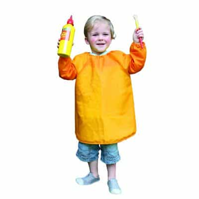 Long Sleeve Painting Smock 2-4 Years 58cm L
