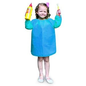Long Sleeve Painting Smock 4-6 Years 62cm L