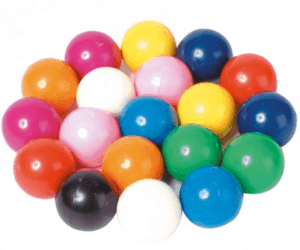 Magnetic Marbles Set of 20