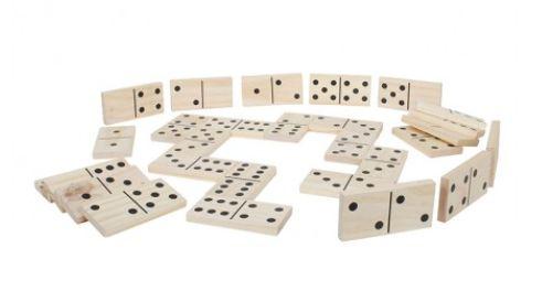 Wooden Dominoes