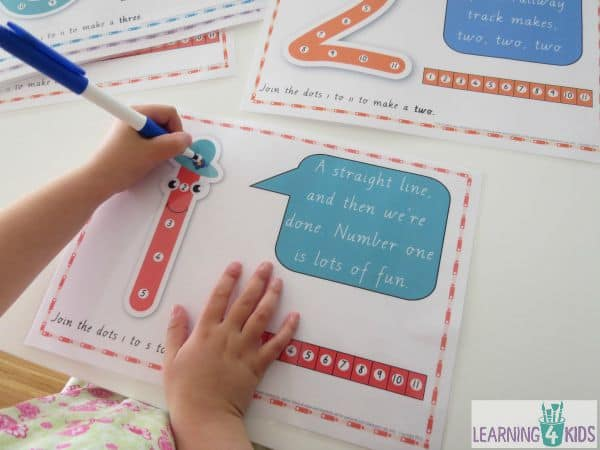 cool ways to write numbers Find and save ideas about writing numbers on pinterest this set of roll and write number practice pages is a fun way for kids to practice recognizing numbers.