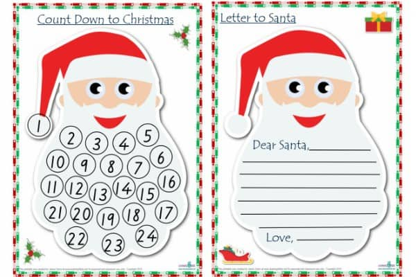 The Ultimate Christmas Printable Activity Pack  Learning  Kids