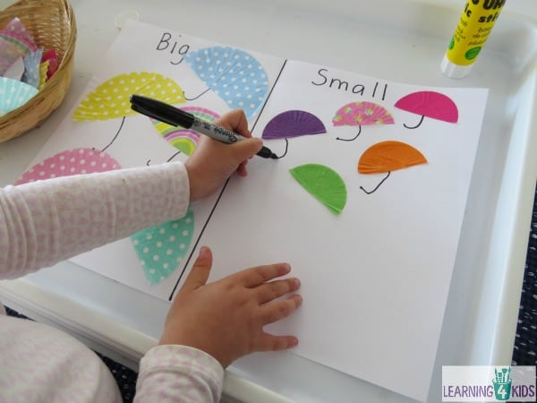 Measurement activity ideas
