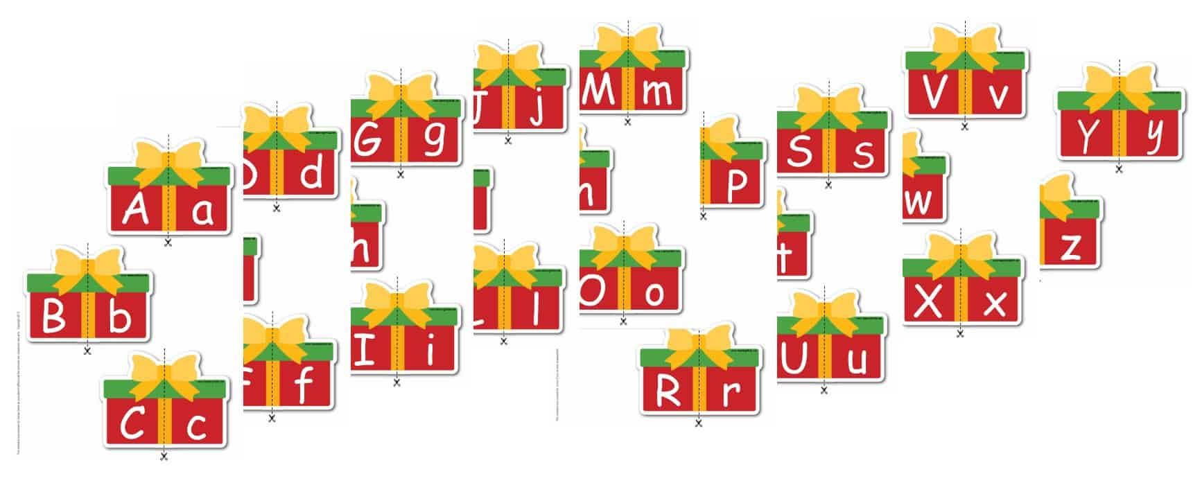 present puzzles