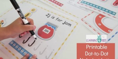printable dot-to-dot alphabet letters (a-z) charts.