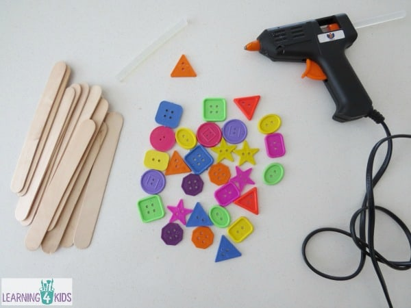 How to make shapes dominoes.