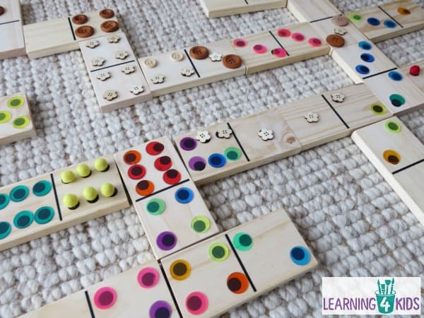 fun ways to play with dominoes