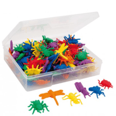 Bugs Counters Pack of 108