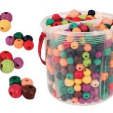 Basic Wooden Beads 575g
