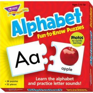 Alphabet Puzzles 243337
