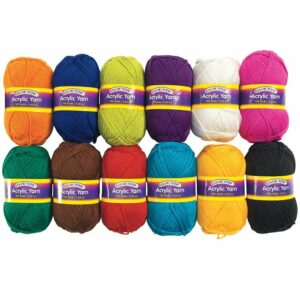Colorations® Acrylic Yarn 419096